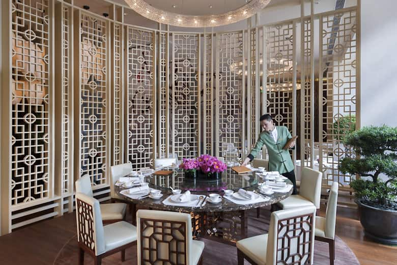 Yong Yi Ting - Private Dining