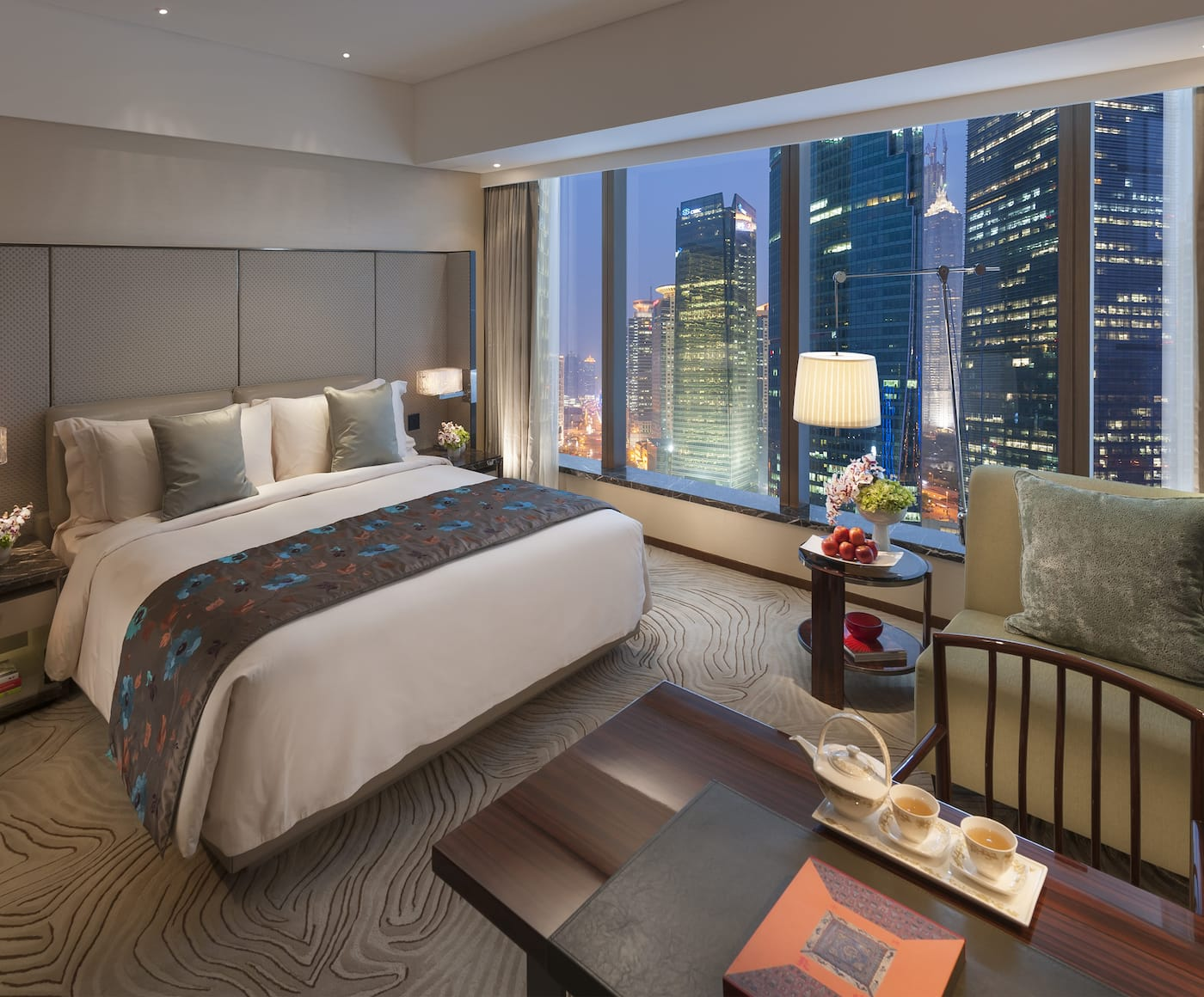 Luxury 5 Star Hotel Pudong Mandarin Oriental Shanghai