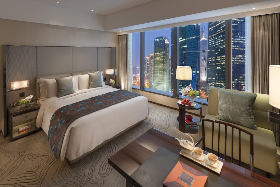 Deluxe River View Room Shanghai