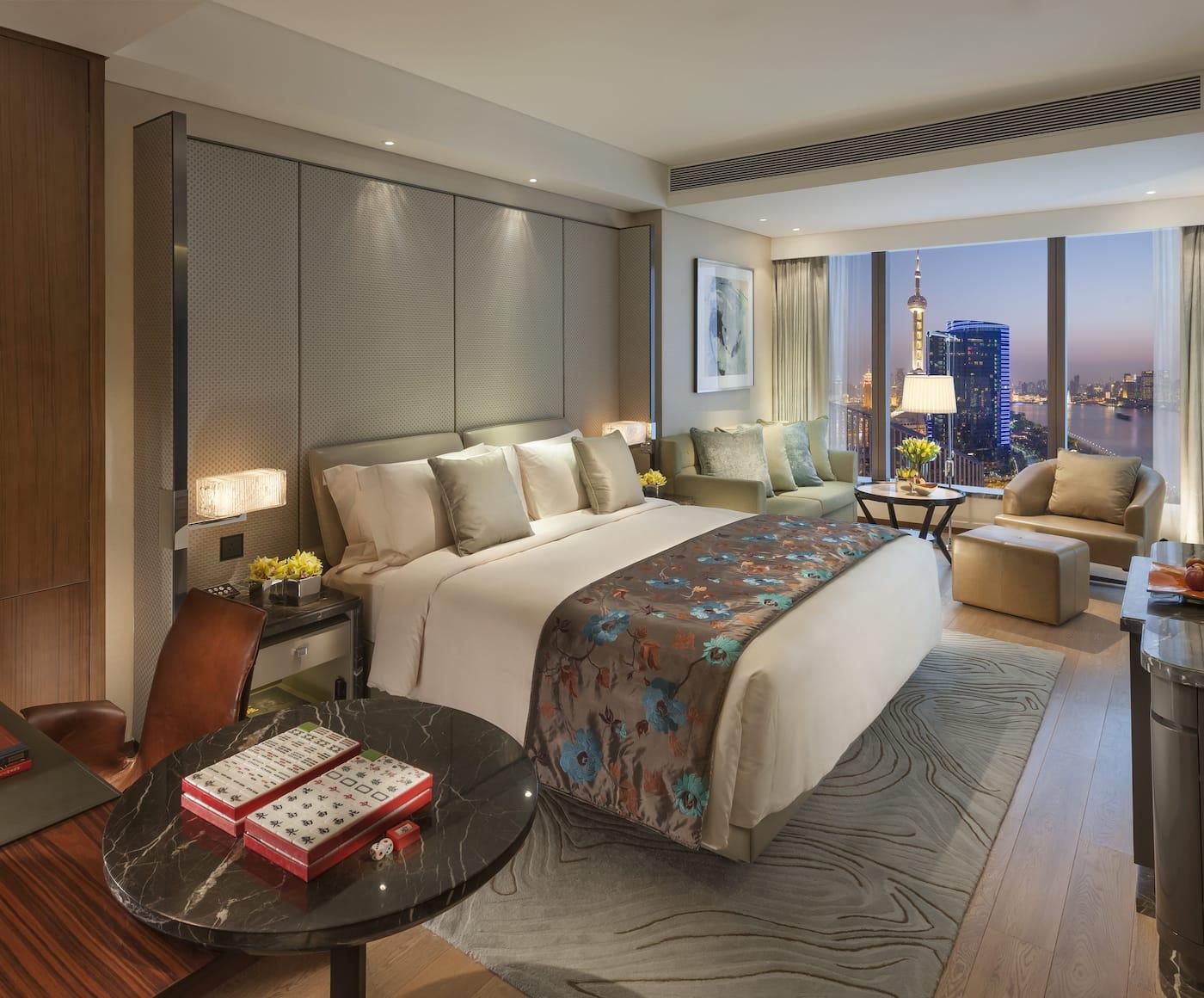 Luxury Hotels Shanghai Pudong Mandarin Oriental Shanghai
