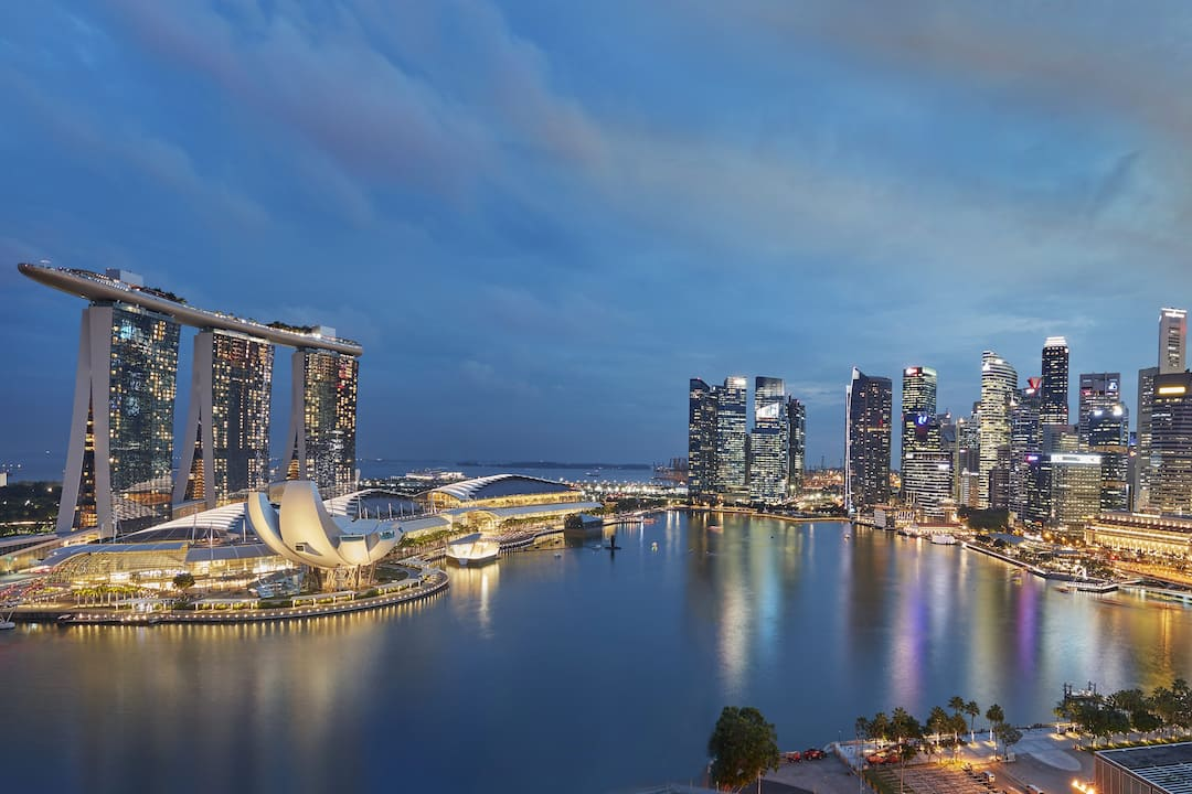 Luxury Venue Hotel Singapore Mandarin Oriental Singapore