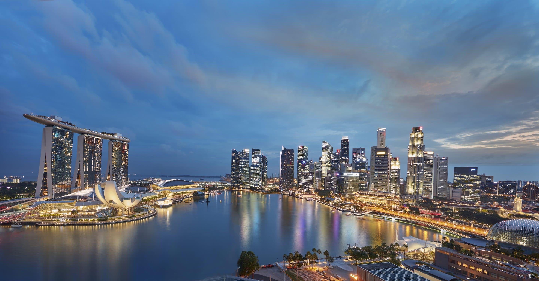 Marina Bay Singapore Hotel Mandarin Oriental Singapore