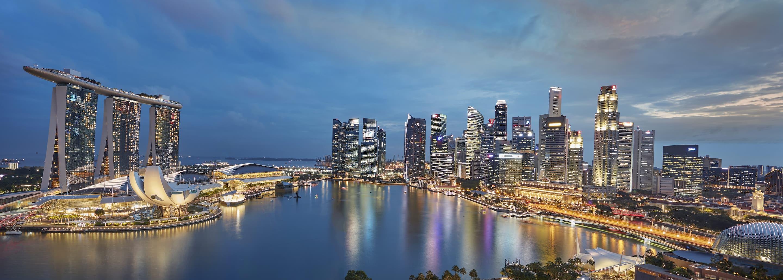 Marina Bay Hotel Singapur