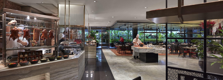 melt cafe – internationale küche nahe der marina bay