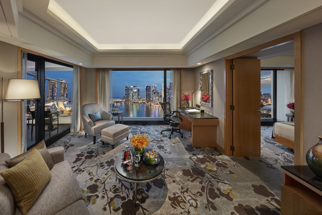 marian bay suite