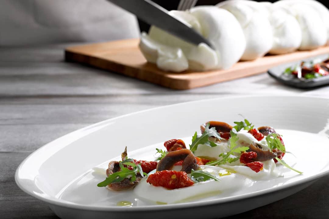 Dolce Vita Italian Cuisine Near Marina Bay Mandarin