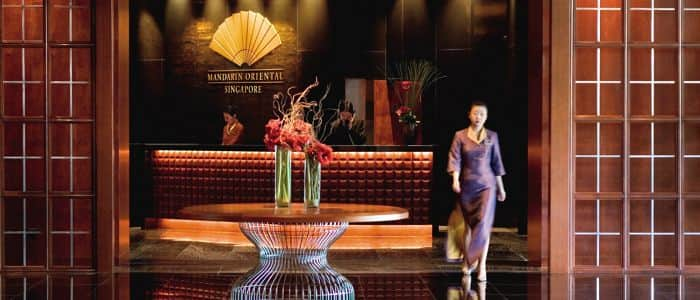 Learn about the latest news and events occurring at the Mandarin Oriental, Singapore