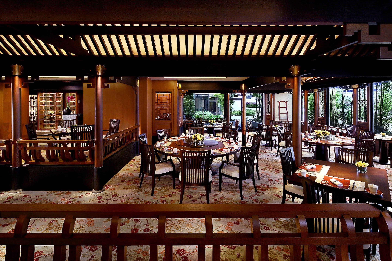 cherry garden – kantonesische küche in der nähe der marina