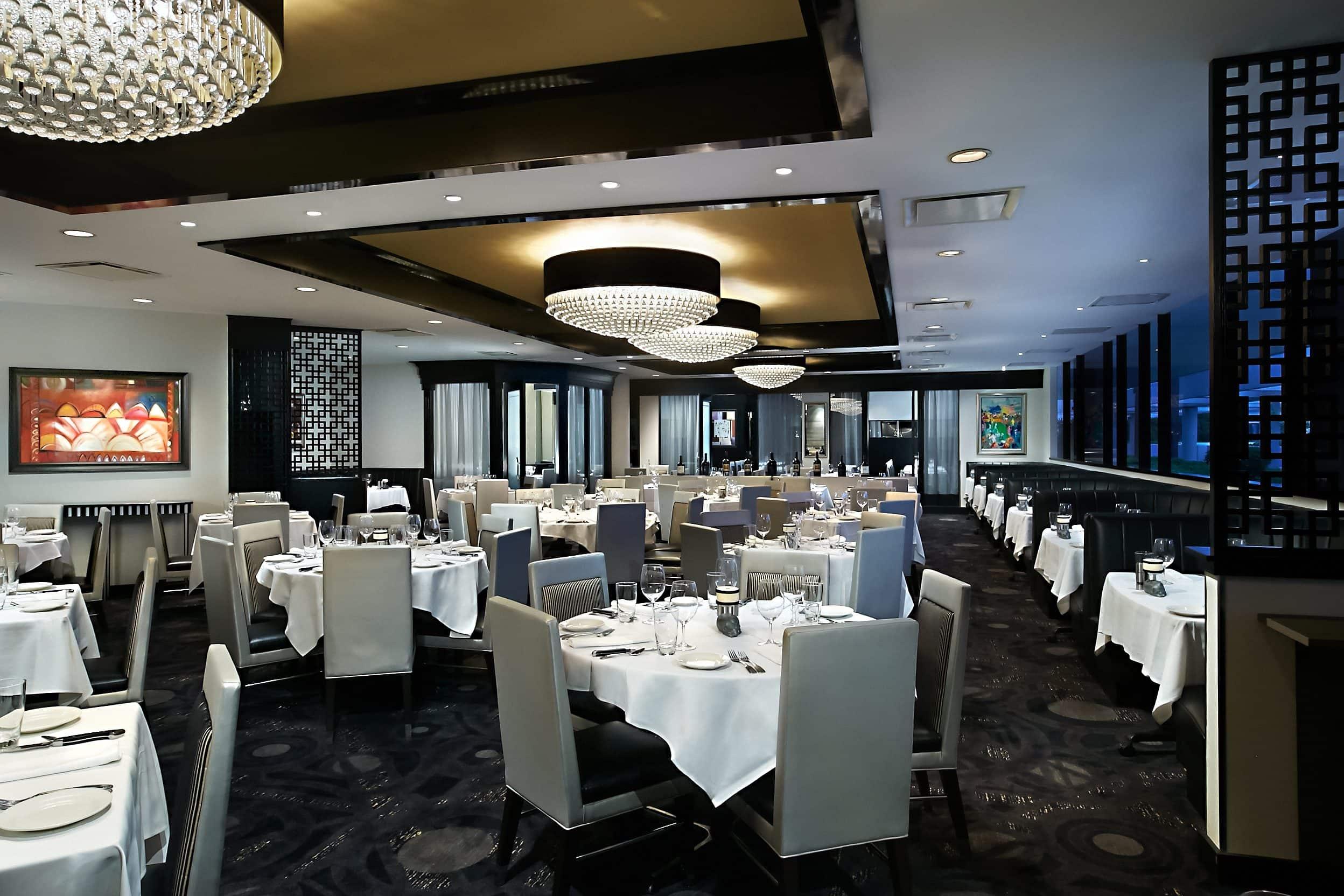 Beau Mortonu0027s The Steakhouse : Cuisine Américaine à Proximité De Marina Bay    Mandarin Oriental, Singapore