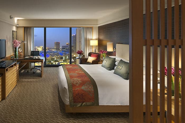 Singapore Hotel Rooms Club City Mandarin Oriental