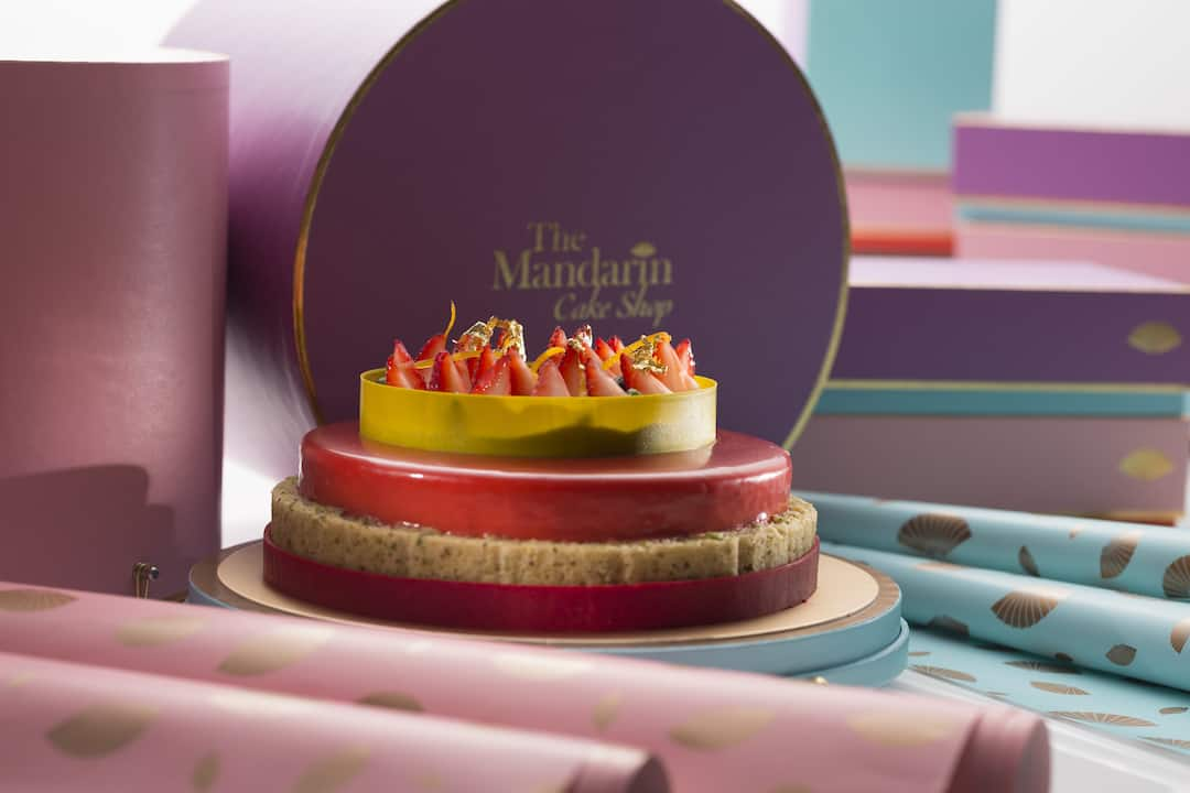 The Mandarin Cake Shop Cake Shops In Songshan Mandarin Oriental