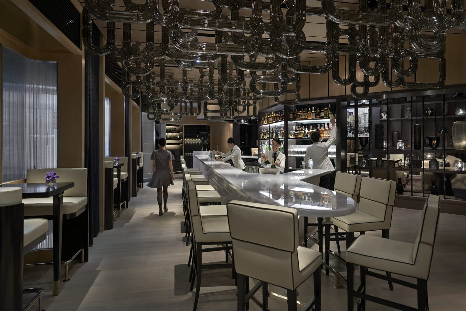 Best Restaurants Bars Amp Lounges Mandarin Oriental Taipei