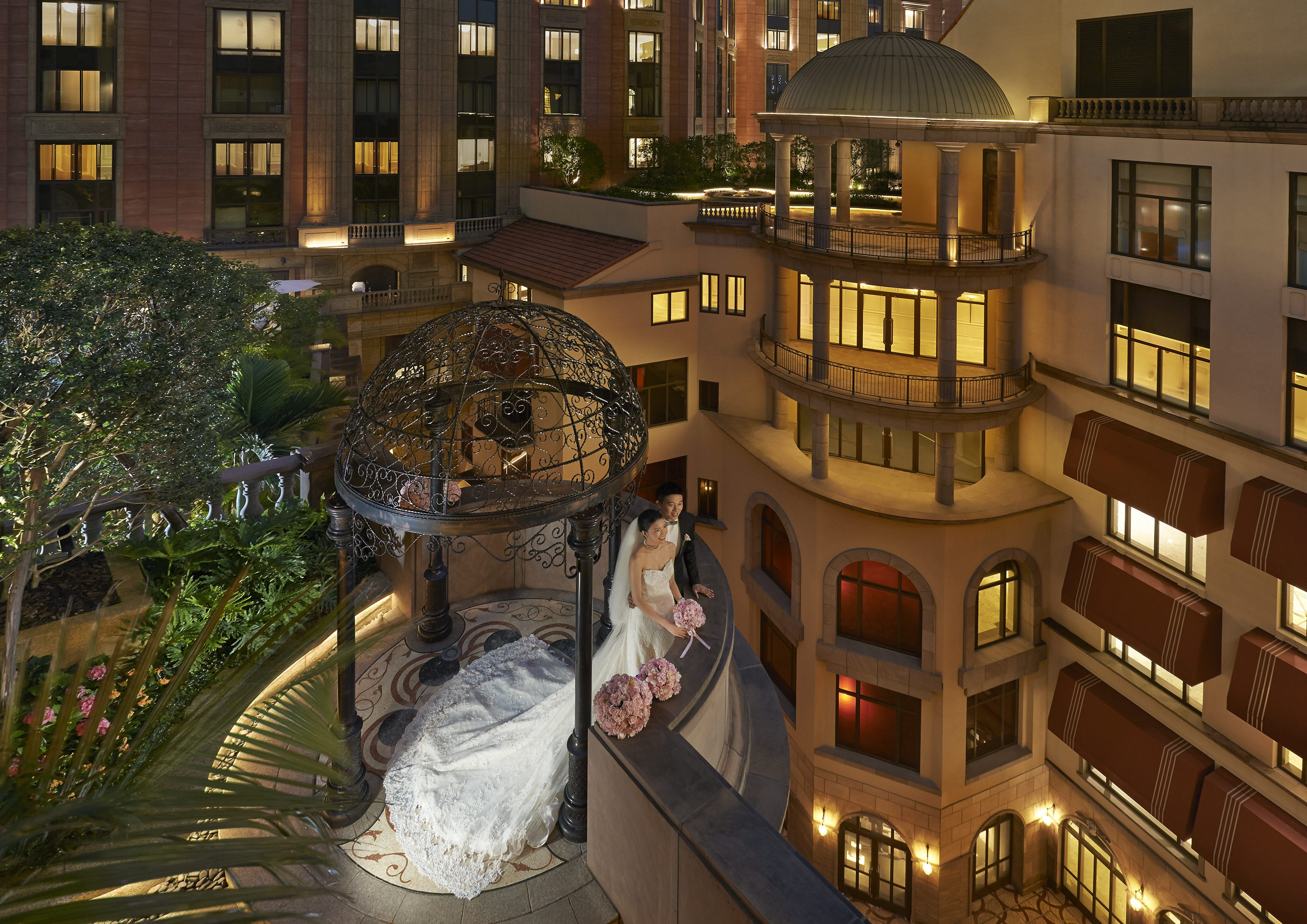 Luxury Wedding Reception Venue   Songshan Hotel   Mandarin Oriental ...