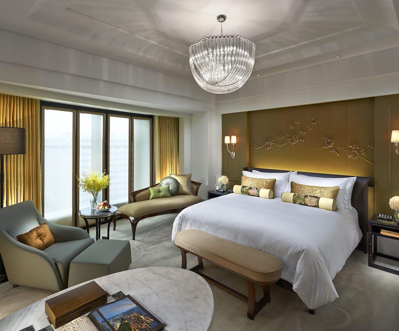 Luxury 5 Star Hotel Songshan Mandarin Oriental Taipei