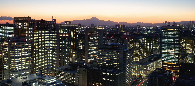 5つ星のラグジュアリーホテル 日本橋 マンダリン オリエンタル 東京