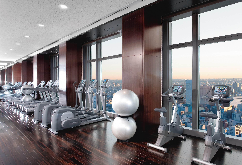 Luxus fitnesscenter  Luxus-Fitness und Wellness | Nihonbashi | Mandarin Oriental, Tokyo