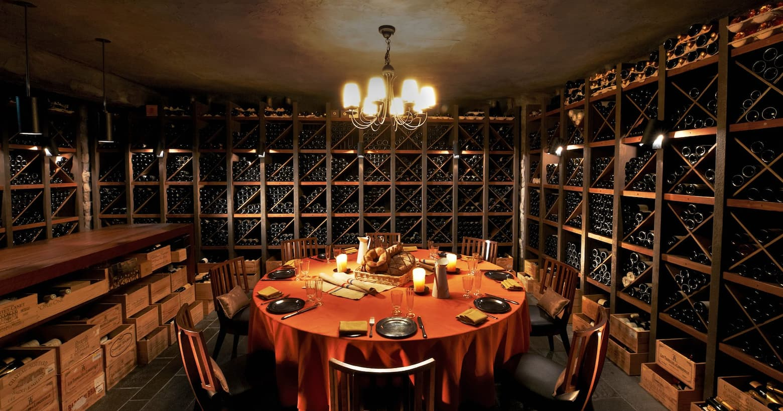 The Cellar - Private Dining
