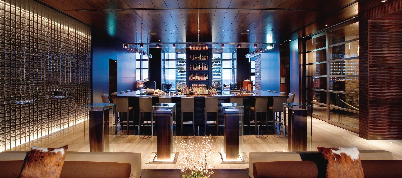 Mandarin Bar Bars A Nihonbashi