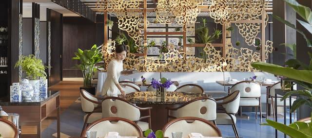 Café Zi, Mandarin Oriental Wangfujing