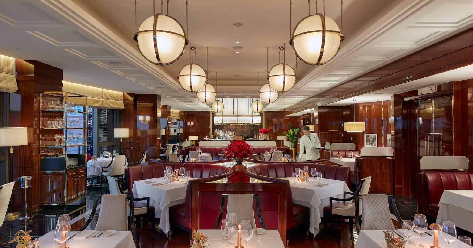 mandarin grill & bar dining room