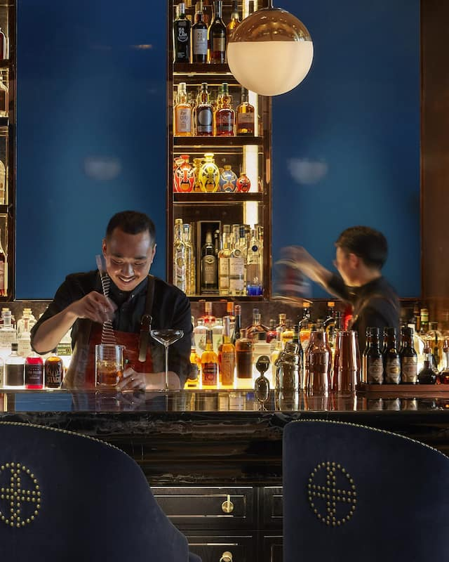 MO Bar, Mandarin Oriental Wangfujing