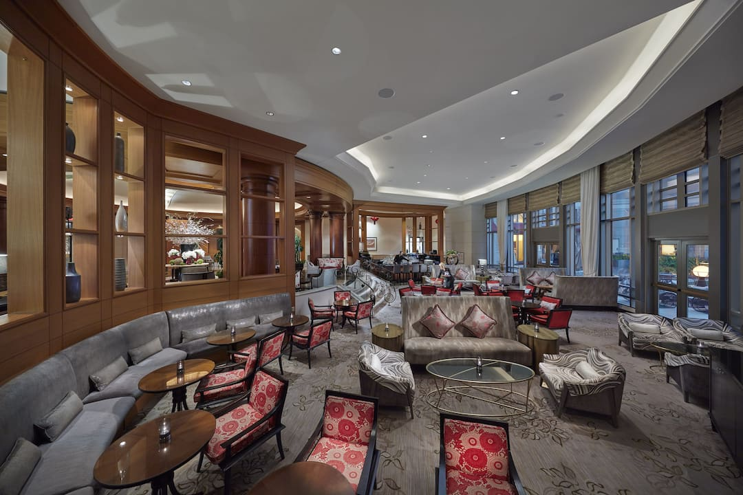 empress lounge interior