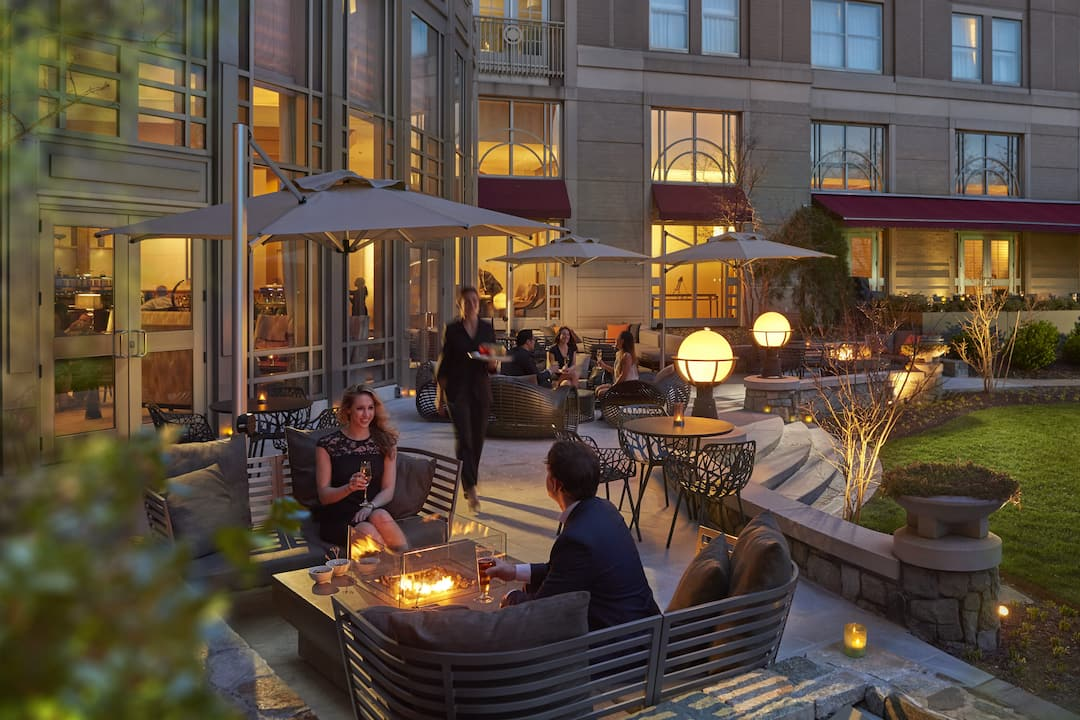 Luxury Hotels - Washington DC | Mandarin Oriental