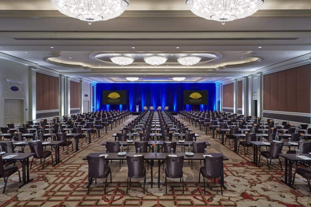 Washington Square Mall >> Meeting Facilities in Washington D.C. | Mandarin Oriental Hotel, Washington