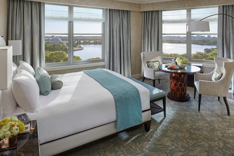 premier water view bedroom