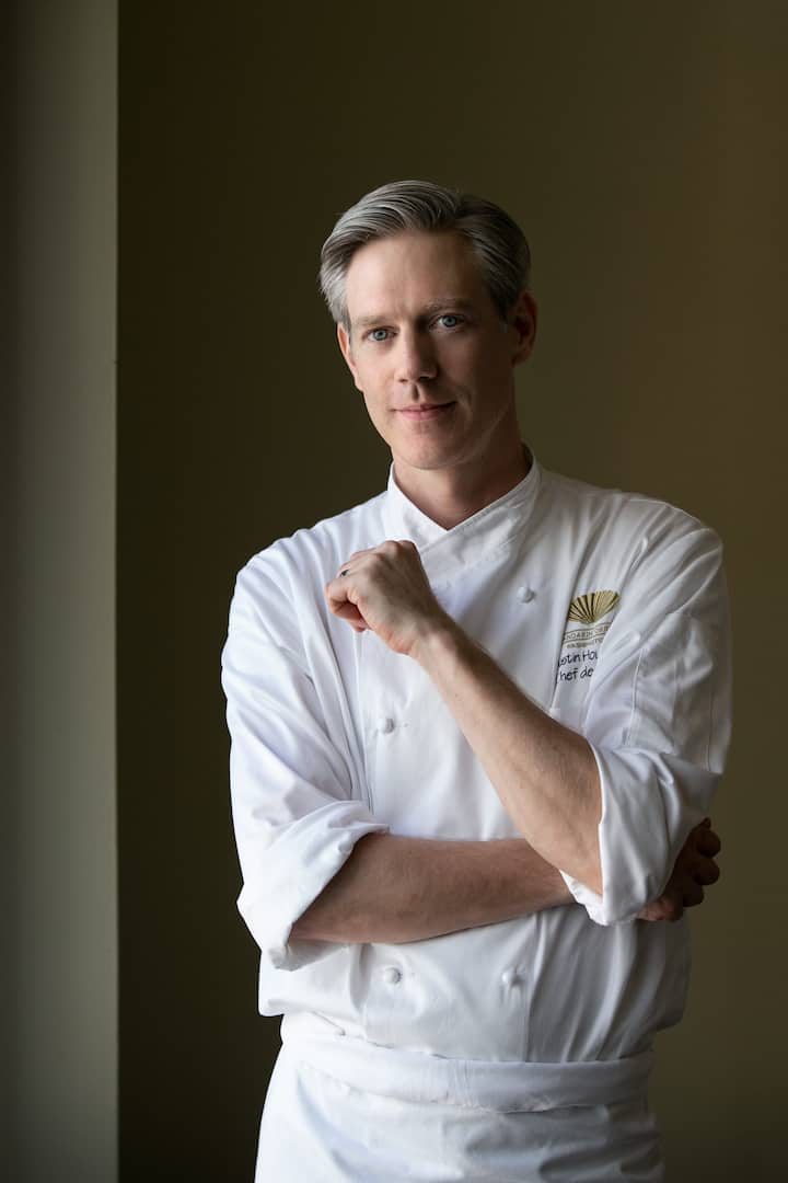 chef Houghaling