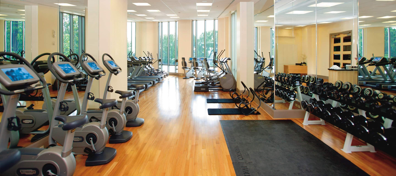 Fitness And Wellness In Washington D C Mandarin Oriental