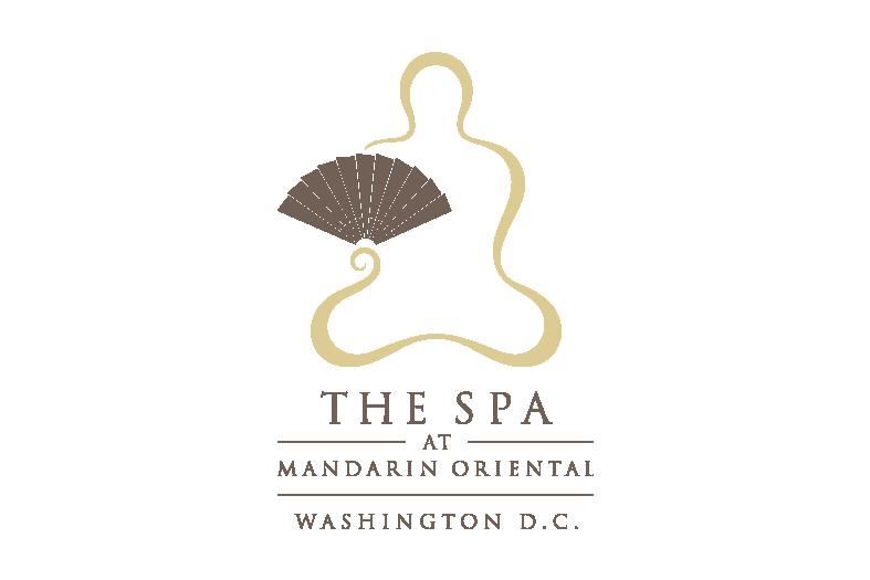spa logo at mandarin oriental, washington dc